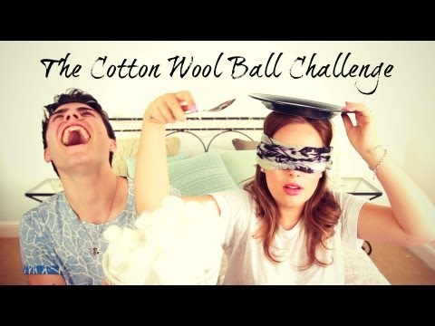 The Cotton Wool Ball Challenge!
