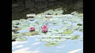 Kitaro - Agreement (with lyrics)