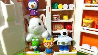 뽀로로와 수상한 냉장고 ★뽀로로 장난감 애니