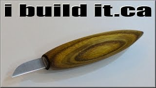 getlinkyoutube.com-Making A Carving Knife