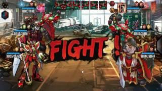 getlinkyoutube.com-Mutants Genetic Gladiators ( PvP Fights 15 )