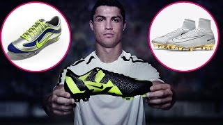 Cristiano Ronaldo Football Shoes | Nike Mercurial Boots (All Time) | 2017 NEW