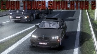 getlinkyoutube.com-Euro Truck Simulator 2 - BMW X6 M (Mod)