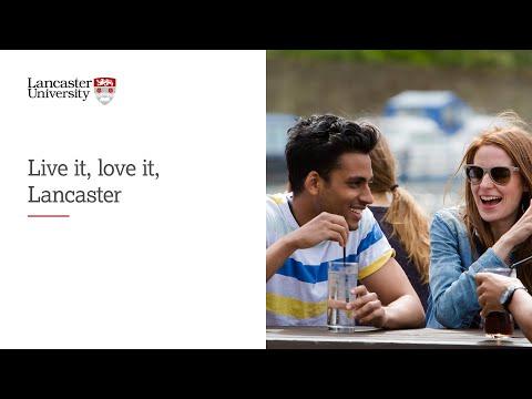 Live it, love it, Lancaster