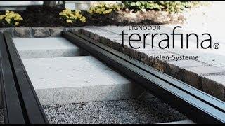 getlinkyoutube.com-Verlegen einer terrafina Terrasse (WPC) Teil 1 - Unterkonstruktion