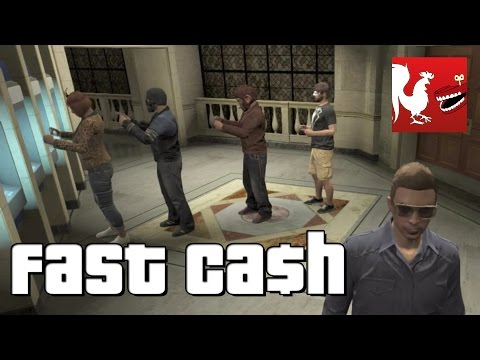 Things to do in GTA V - Fast Cash
