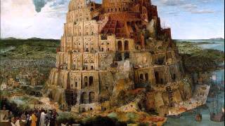 バビル二世のテーマ曲とバベルの塔 0001