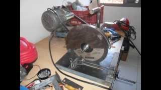 getlinkyoutube.com-Policorte caseira feita com material de ferro velho 2/1