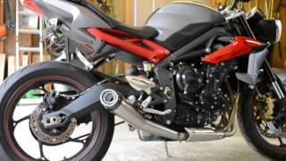 getlinkyoutube.com-Triumph Street Triple - SC Project Exhaust