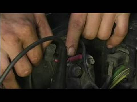 How to Replace a Starter Solenoid : Diagnose a Car Starter's Command Wire