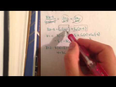 Integrating Rational Functions