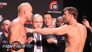 getlinkyoutube.com-Tito Ortiz vs. Stephan Bonnar full video - weigh in + face off