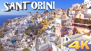 getlinkyoutube.com-Santorini - Greece 4K