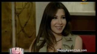 Nancy Ajram  Sirat Fan  - Rotana Khalijiah