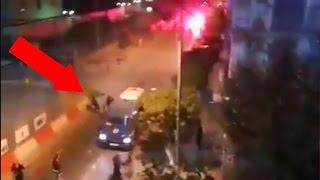 getlinkyoutube.com-هجوم أنصار شباب بلوزداد على أعوان الشرطة و هروب الGـالوفا   2017