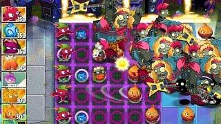 getlinkyoutube.com-Plants vs Zombies 2 Greatest Hits Epic Hack - Level 61 - No Hypno-Shroom: Gargantuar Got Confused