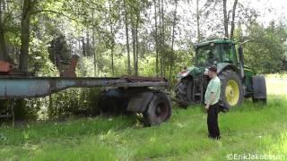 getlinkyoutube.com-Rescue of two old mercedes trucks