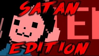 BONUS: Temmie Flakes Ultimate Satan Edition