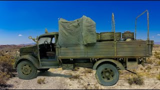 getlinkyoutube.com-Opel Blitz Afrika Korps Africa 1942 WW II 1/35 scale