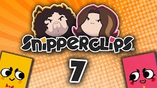 Snipperclips: More Jumpin' Fish - PART 7 - Game Grumps
