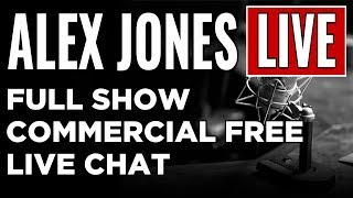 LIVE 📢 Alex Jones Show • Commercial Free • Tuesday 12/12/17 ► Infowars Stream