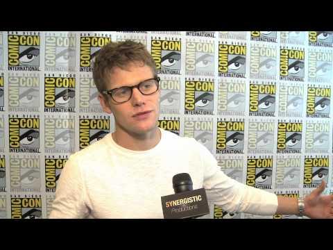 Zach Roerig - Guilt, Gratefulness & Mariline Puppy Love - The Vampire Diaries - Comic-Con 2012