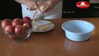 getlinkyoutube.com-Reteta Placinta cu Mere, mod de preparare