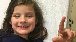 She Got 9 Stitches! (WK 272.7) | Bratayley