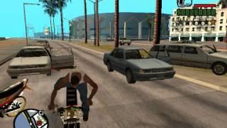 GTA Shortcut รถเเต่งในเมืองกรุง#1
