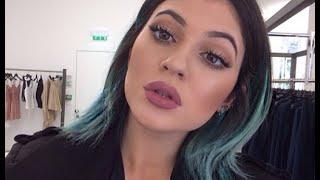 getlinkyoutube.com-Kylie Jenner Make up Tutorial