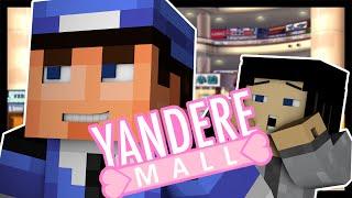getlinkyoutube.com-Yandere Mall - NOTICE ME SENPAI! [1]   Minecraft Roleplay Adventure