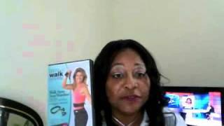 getlinkyoutube.com-Leslie Sanson Walk At Home  - Weightloss Journey Status Update for Week Nine Day 4