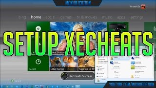 How To Setup XeCheats