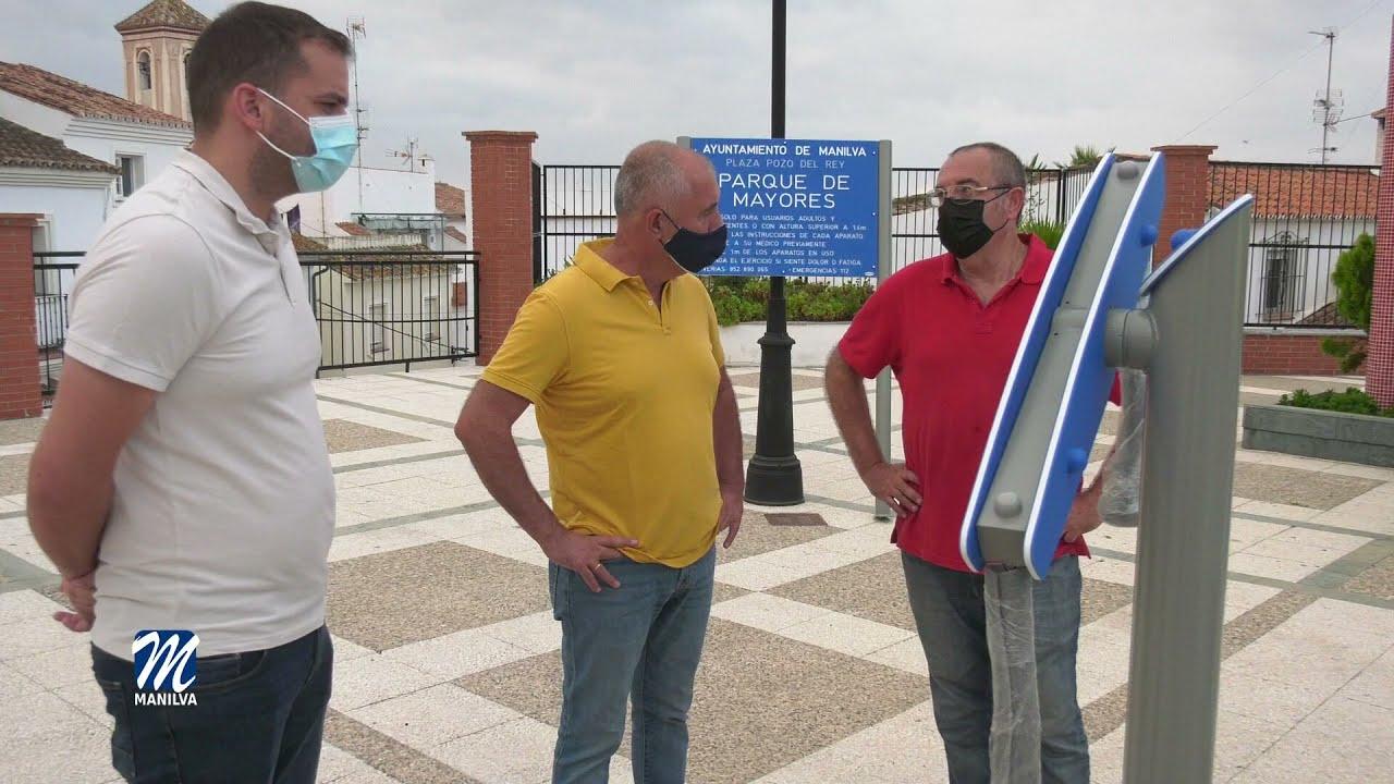 El ayuntamiento seguirá apostando por mejorar los parques y jardines
