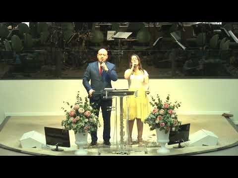 Pastor Anderson e Anginha - Dependente - 30 09 2018