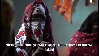 Wanawale watumwa wa ngono wa al-Shabab