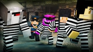 getlinkyoutube.com-Minecraft Mini-Game: COPS N ROBBERS! (WELCOME TO MY JAIL!)
