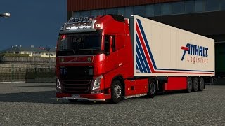 getlinkyoutube.com-[ETS2 v1.21] Volvo FH&FH16 2012 Reworked + Cab Accessories
