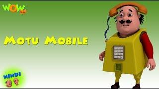 getlinkyoutube.com-Motu Mobile - Motu Patlu in Hindi