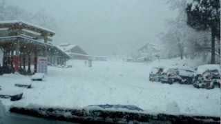 getlinkyoutube.com-ジムニーで雪中ラーツー