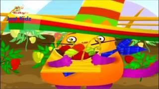 getlinkyoutube.com-Hungry Henry Stuffed Pepper - Baby TV - English