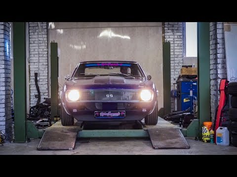 Финальная сборка Camaro 1968! Колоссальная разница!