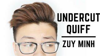 getlinkyoutube.com-UNDERCUT QUIFF I MEN'S HAIR TRENDS I ZUY MINH BARBER I KIỂU TÓC UNDERCUT QUIFF
