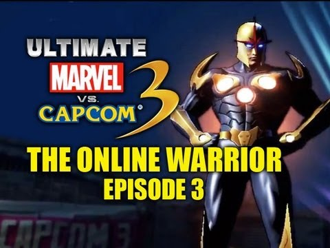 UMVC3 The Online Warrior: Episode Three 'Capture The Moment'