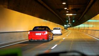 getlinkyoutube.com-Holden Utes in tunnel