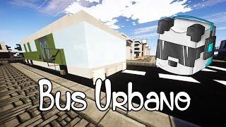 getlinkyoutube.com-Minecraft Tutorial Veiculo - Bus Urbano