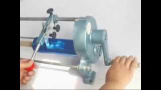 getlinkyoutube.com-Foil Cutter Instruction Paper Cutter Rotary cutter