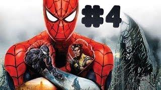 getlinkyoutube.com-Spider-Man: Web of Shadows - Walkthrough - Part 4 (PC) [HD]