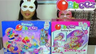 getlinkyoutube.com-Orbeez Soothing Spa and Planet Orbeez Ali's Adventure Park Playsets - Kids' Toys