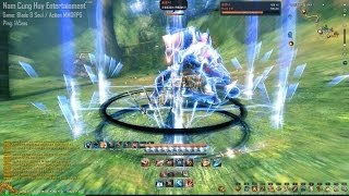 getlinkyoutube.com-[Blade & Soul] Blade Master Lv.50 - New Skills Introduction & Combo Trial